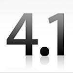iPhone3GSをiOS 4.1にアップデートしてみた!