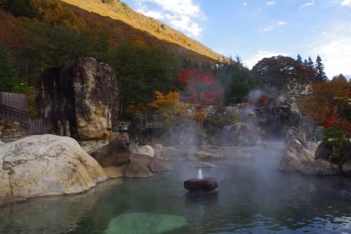 今年のラストキャンプ!人生初の混浴露天風呂を満喫してきました!