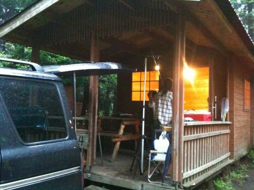 雨のキャンプ!西富士オートキャンプ場で家族キャンプ行ってきました!
