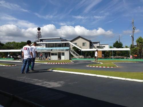 30年ぶりのラジコン!トライ!!タミヤRCスクール静岡バギーに参加しました!