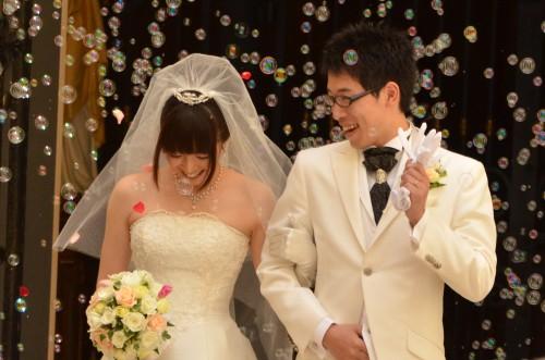 こどもの日の結婚式