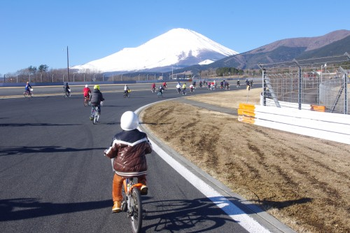 ママチャリグランプリ2015参戦!