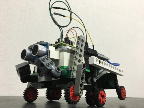 Raspberry Piとarduinoではじめてのロボット工作